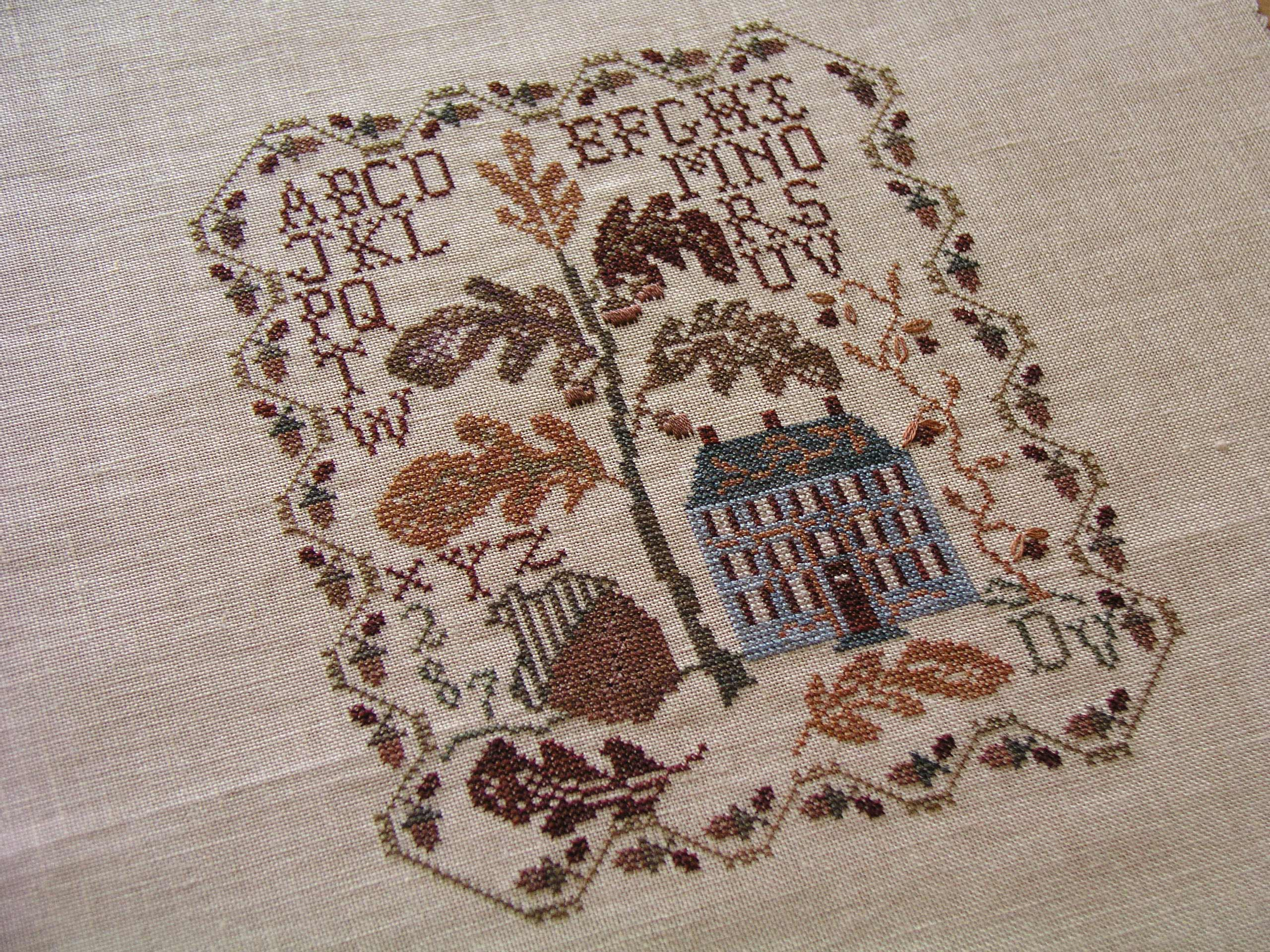 Acorn House Designs - Cross Stitch Patterns & Kits